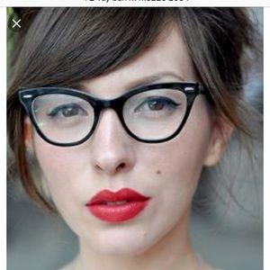 Ray ban rx glasses cat eye frames , boho cute